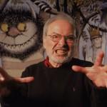 Author/illustrator Maurice Sendak