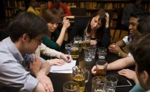 Bookworm pub quiz