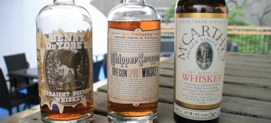 Craft whiskeys narrow