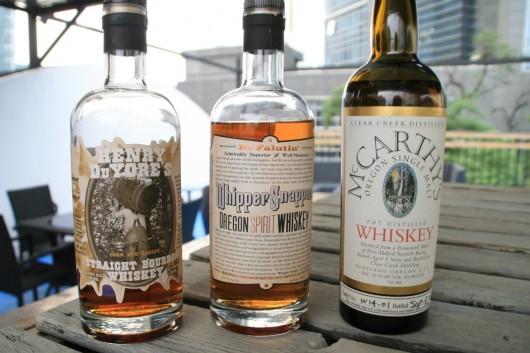 Craft whiskies